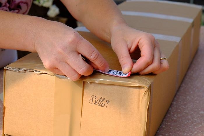 comprare piante online diventa facile veloce e sicuro grazie a degli imballaggi dedicati